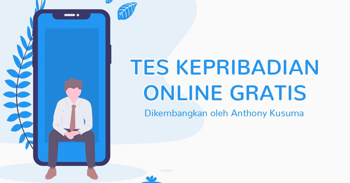Tes Kepribadian Online Indonesia Gratis